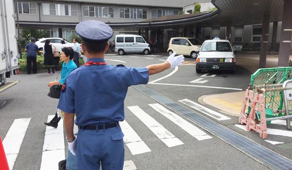交通誘導/駐車場管理